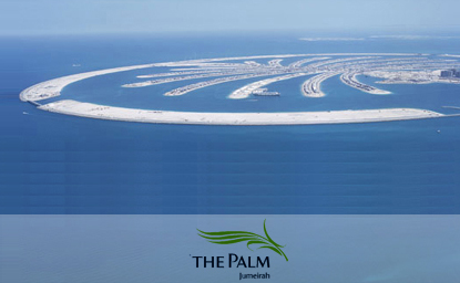 The Palm Jumeirah case study image